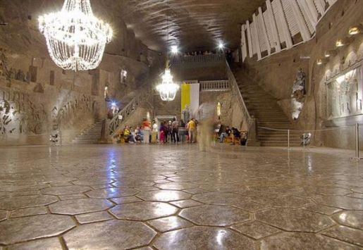 Poland: Salt Cathedral Invites for Fascinating Tour