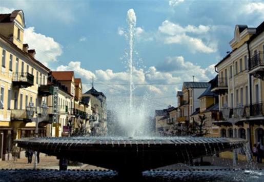 Franzensbad: Czech Spa Resort with German History