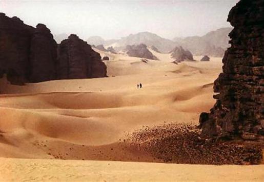 Algeria: Tassili n'Ajjer Is the Gem in the Sahara Desert