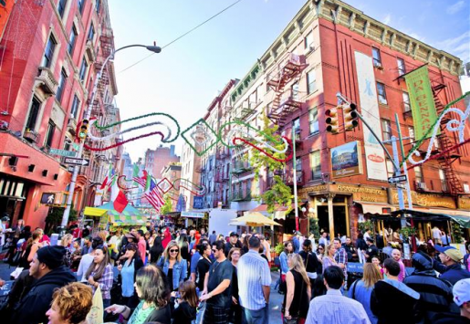 Little Taste of Italy: Vibrant Italian Neighborhoods in the U.S.