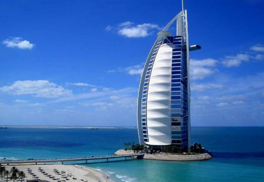 UAE: The Rise of Islands from the Sea Bed