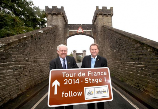 North Yorkshire to Benefit Greatly from Tour de France Grand Depart