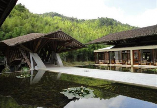 Chinese Crosswaters Ecolodge and Spa - First in Sustainable Tourism