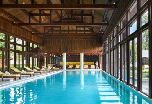 Qing Cheng Mountain Spa Resort – Modern Luxury with Taoist Spirit