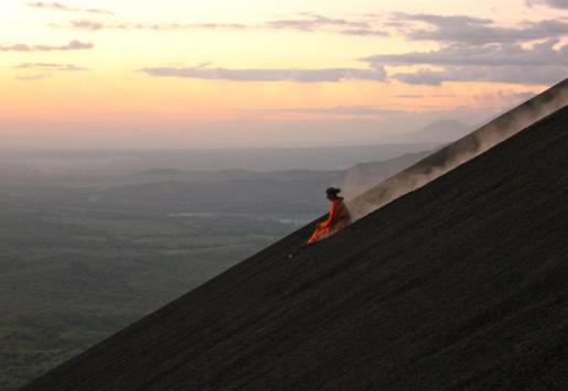 Cerro Negro – Volcano Boarding Not for the Faint-hearted