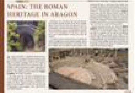 Spain: The Roman Heritage in Aragon
