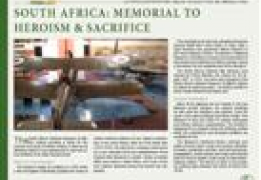 South Africa: Memorial to Heroism and Sacrifice
