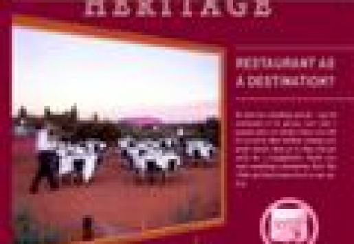 Heritage: Restaurant as a Destination? That is Crazy!