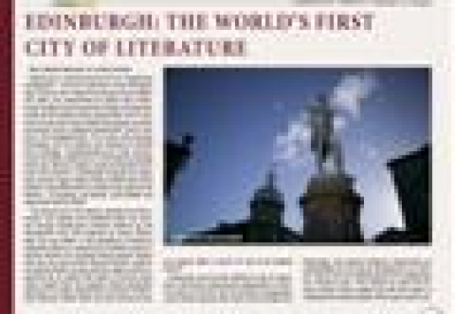 Edinburgh: The World's First City of Literature