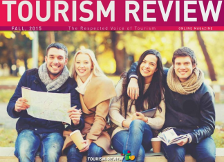 Tourism Review Online Magazine <strong>4 / 2015</strong>